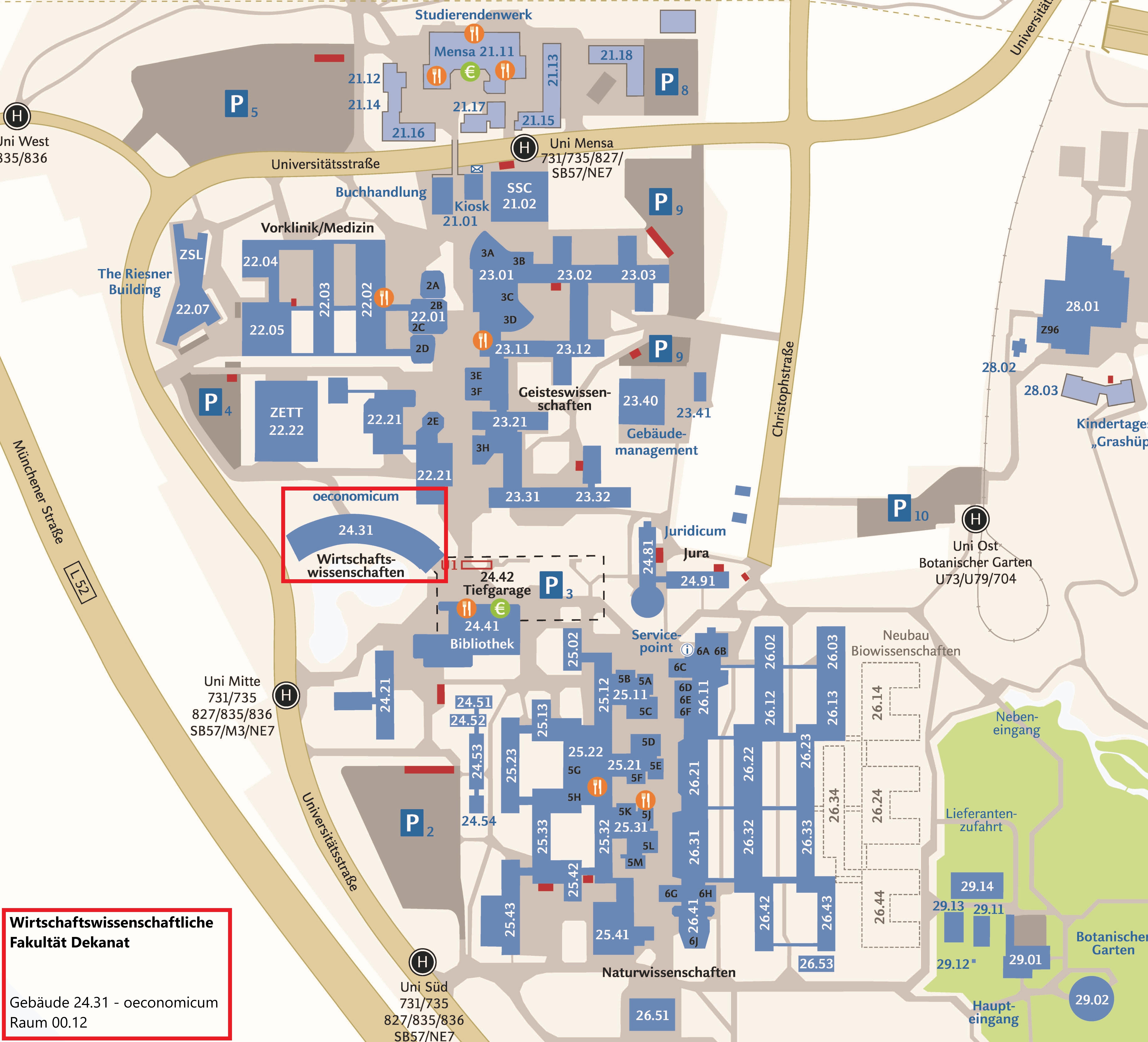 Hhu Campus